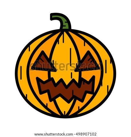 pumpkin doodle pumpkin