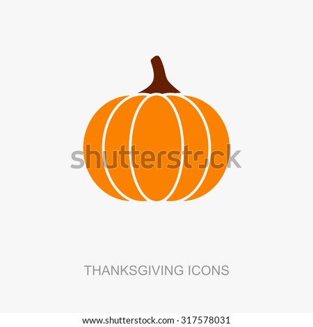 pumpkin icon  harvest