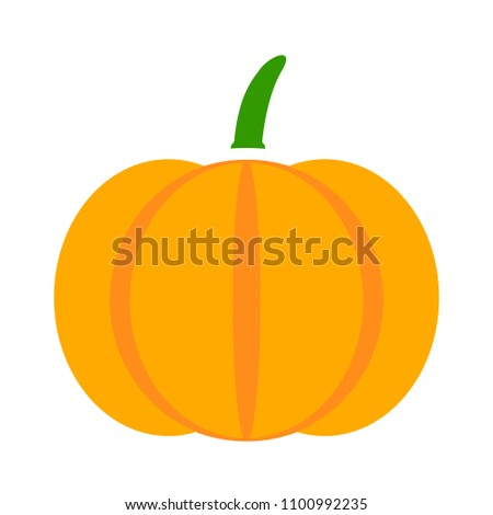 Pumpkin - squash for Halloween or Thanksgiving