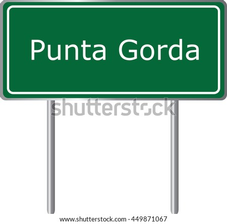 punta gorda   florida  road