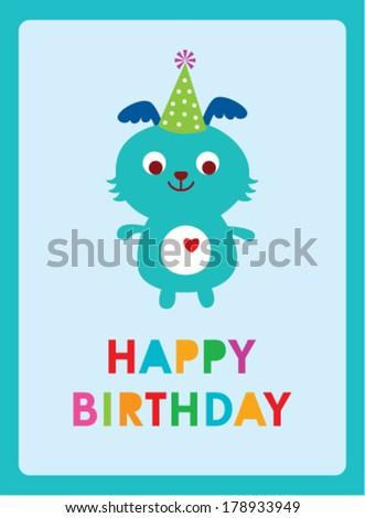 puppy birthday #178933949