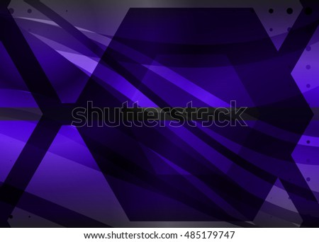 purple abstract template for