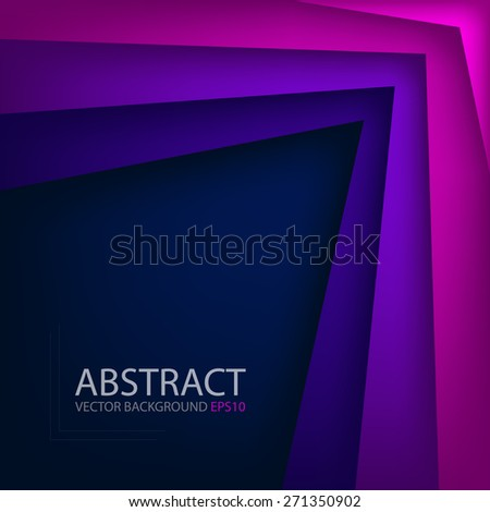 purple angle vector background