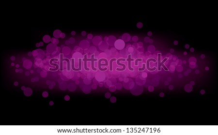 purple blurry vector background