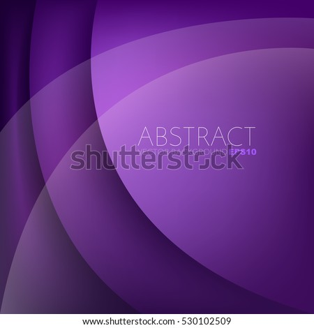 purple curve layer background