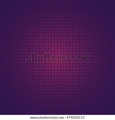 purple fuschia abstract light