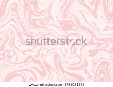 Purple Seamless Textile Paint Illustration. Pastel Pink Fashion Vector Agate. Magenta Repeat Modern Graphic Background. White Pink Grunge Vector Flow. Repeat Ebru. Stok fotoğraf ©
