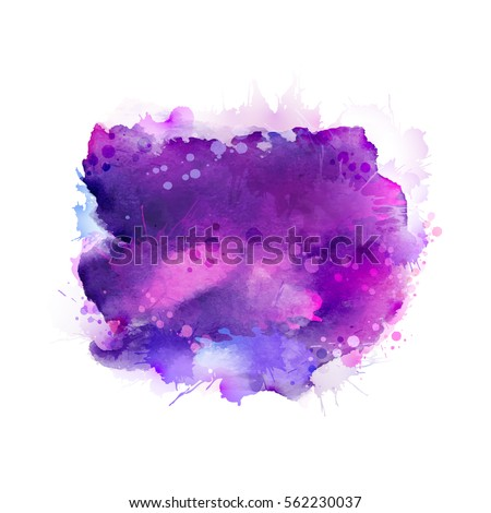 purple  violet  lilac and blue