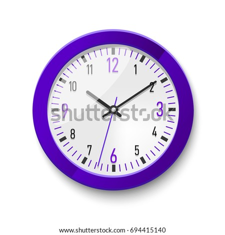 purple wall watch for promotion
