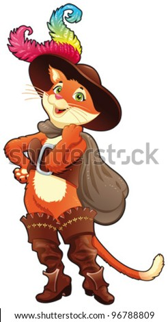 puss in boots cartoon