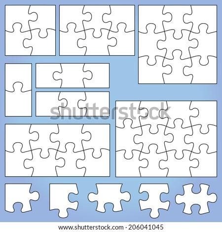 puzzle set  1  2  3  4  6  8  9