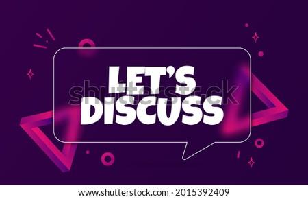 qlets discuss uiz speech