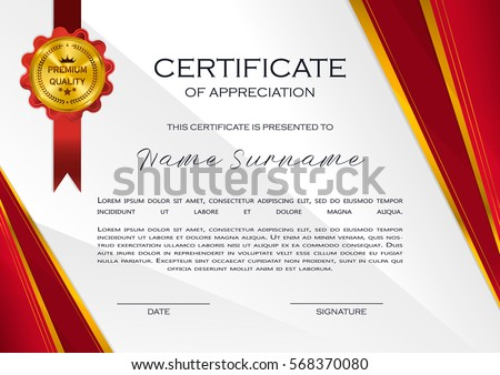 Modern certificate vectors download free vector art stock qualification certificate of appreciation design elegant luxury and modern pattern best quality award template certificate backgrounds vector pack yadclub Gallery