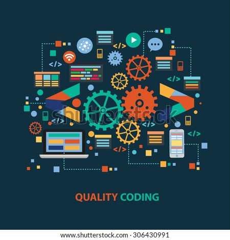 quality coding concept design