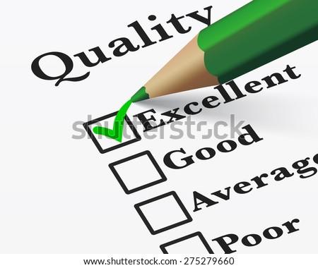 quality control survey business