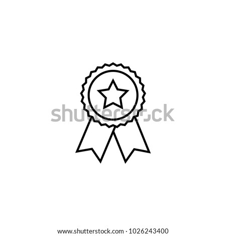 quality icon vector