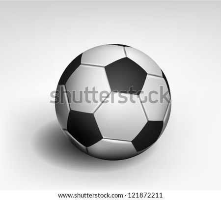 Quality Realistic Soccer Ball
