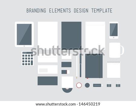 Free Set of Modern Flat Design Icons - Download Free Vector Art ...