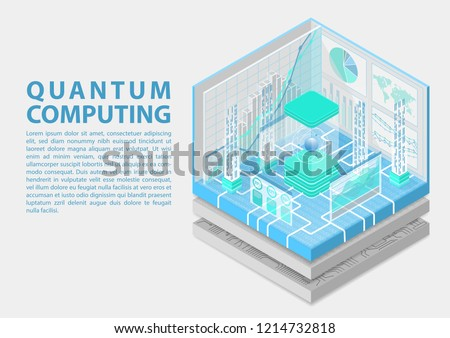 quantum computing isometric
