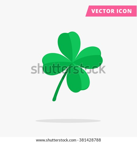 quatrefoil leaf clover sign