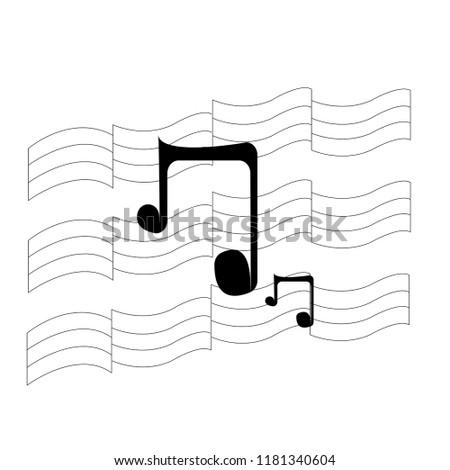quaver music note