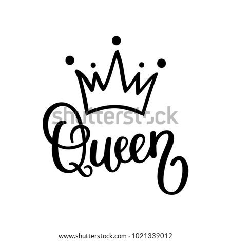 10 Queen Crown Vectors
