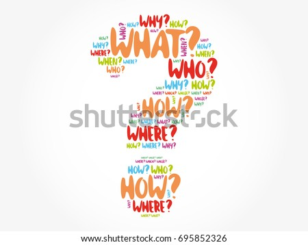 Free Question Mark Background Vector