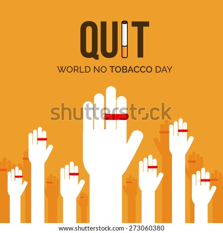 quit tobaccomay 31st world no
