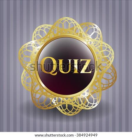 Quiz shiny emblem