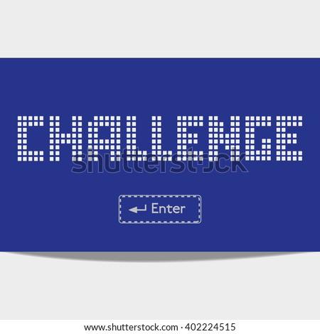quote challenge enter