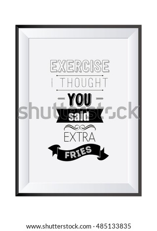 quote typographical food quote