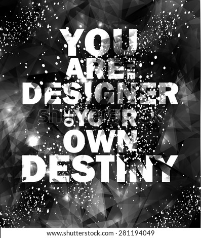 quote typographical galaxy