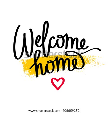 quote welcome home fashionable