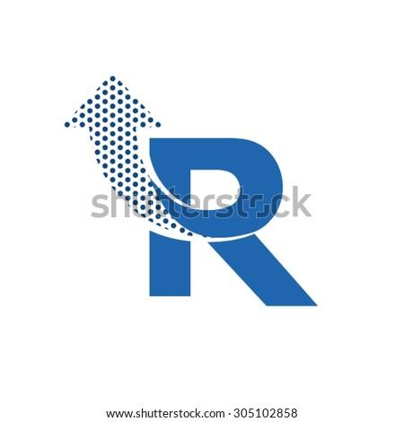Letter Logo Design Stock Vector Illustration 305102858 ...