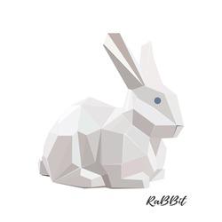 rabbit polygon