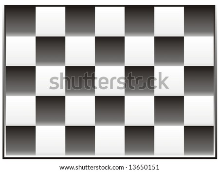 race board flag for background