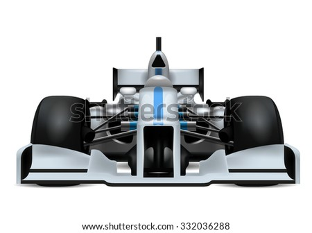 race car realistic concept