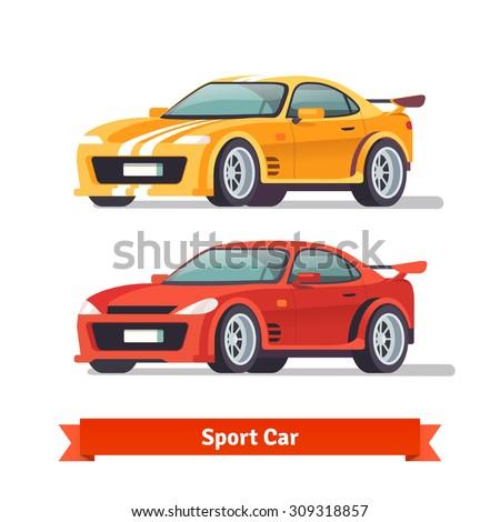 race sport car supercar tuning