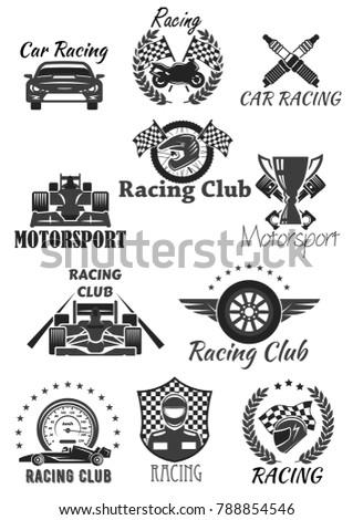 racing club and motorsport