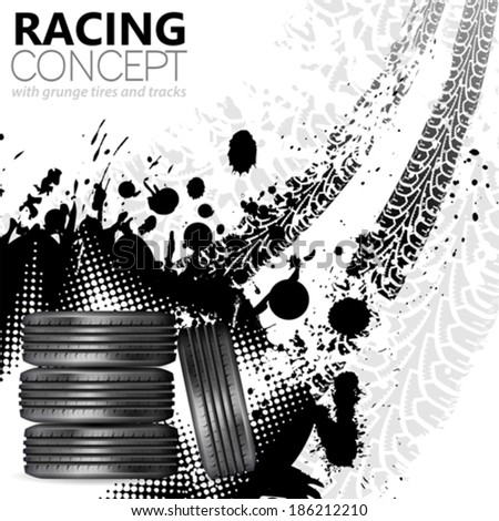racing concept   tires and
