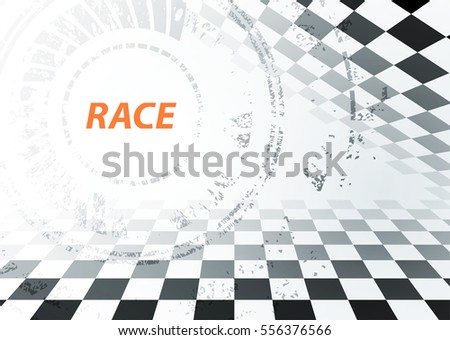 racing sport background  vector