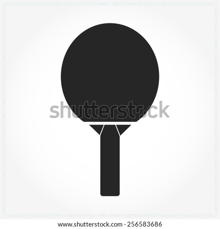 Racket for table tennis racket ping pong