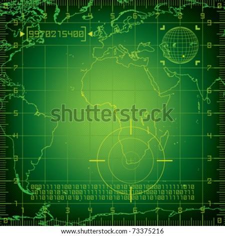 Radar Europe and Africa