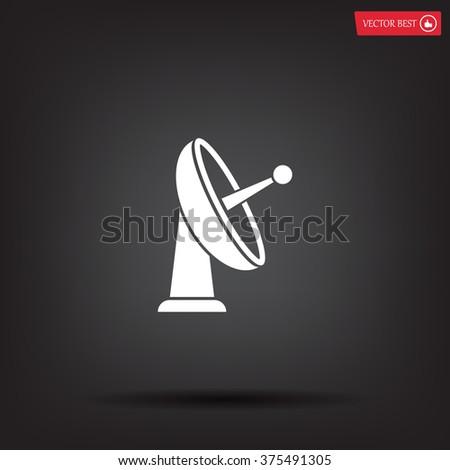 satellite dish logo vector eps download seeklogo