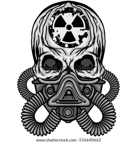 radiation coat of arms with