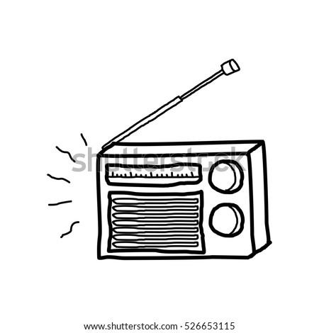 radio doodle