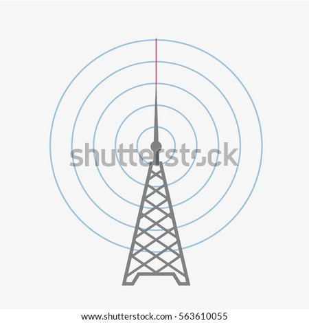 radio tower icon radio day