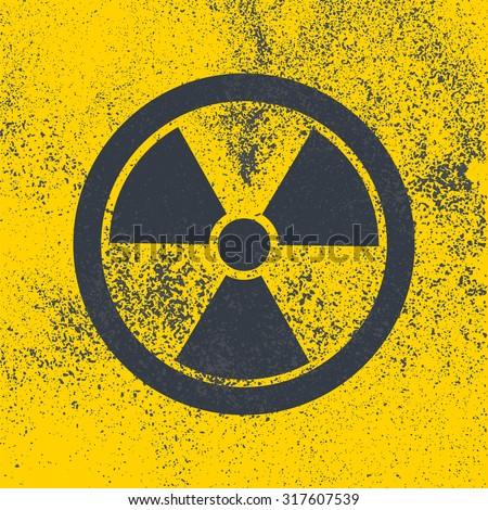 radioactive symbol design