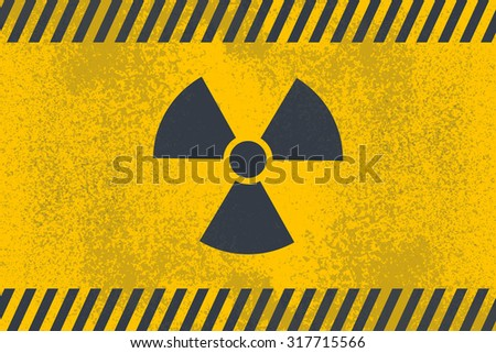 radioactive symbol design