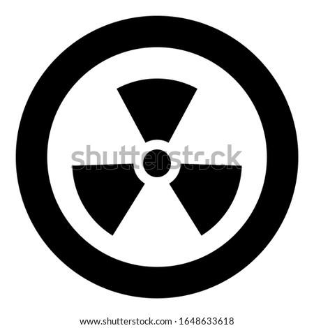 radioactivity symbol nuclear
